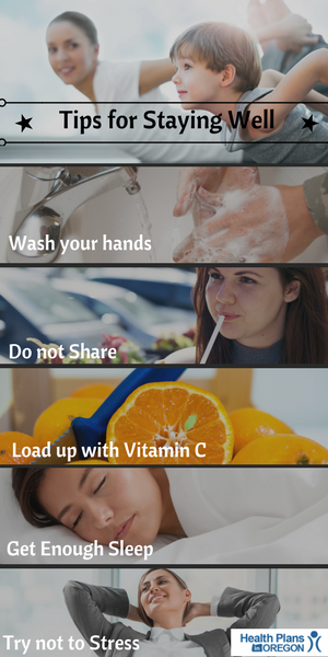 5 Tips For Staying Well