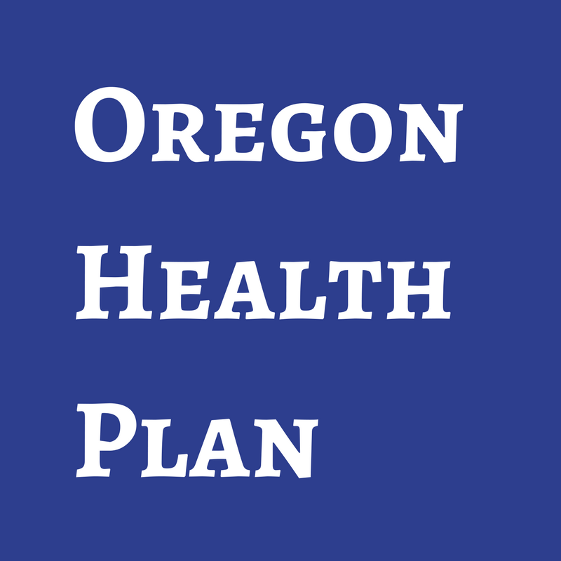 Oregon Health Plan - Health Plans In Oregon