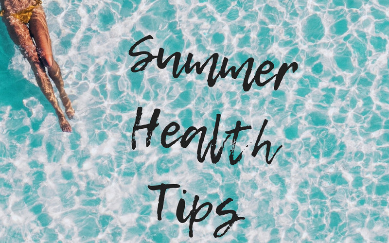 summer health tips oregon