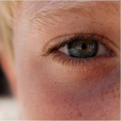 children eye health august