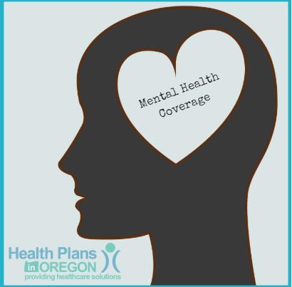 mental health care - Oregon